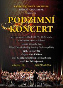 Podzimní koncert 2019